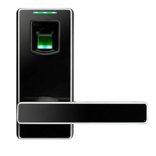 ZKTeco Electronic Biometric Fingerprint Door Lock, Keyless Entry Door Lock Deadbolt for Bedroom Front Door