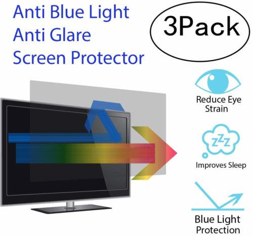 Premium Anti Blue Light and Anti Glare Screen Protector for 22 Inches Laptop with Aspect Ratio 16:10