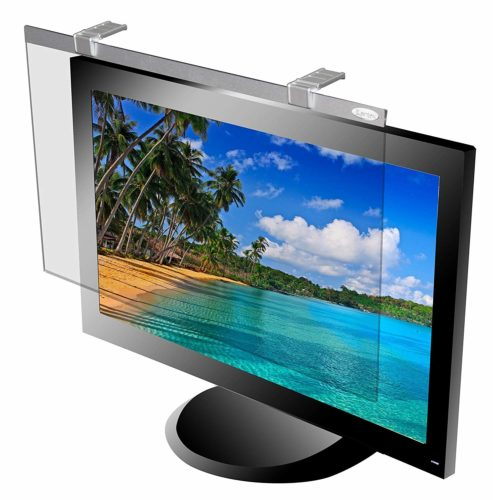 Kantek LCD Protect Deluxe Anti-Glare Filter for 24-Inch Widescreen Monitors (16:10 and 16:9 Aspect Ratios) (LCD24W)