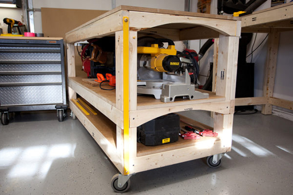 Is a Rolling Workbench Worth To Use