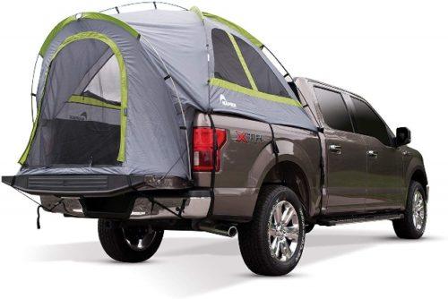 Napier Backroadz Truck Tent - Full Size Short Bed, Grey/Green