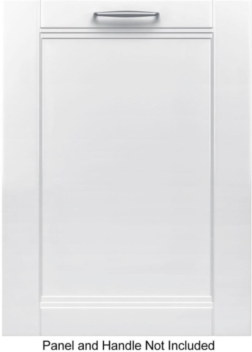 """Bosch SHVM98W73N 24"""" 800 Series Built In Fully Integrated Dishwasher with 6 Wash Cycles, in Panel Ready by Bosch"""
