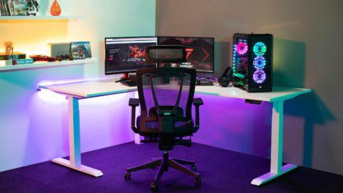 Corner Gaming Desks