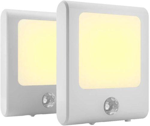 MAZ-TEK Plug in Motion Sensor Light