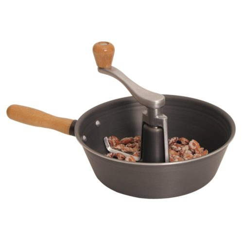Time for Treats Nut Roaster Glazing Pan