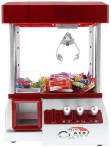 Electronic Arcade Claw Machine Mini Candy Prize Dispenser