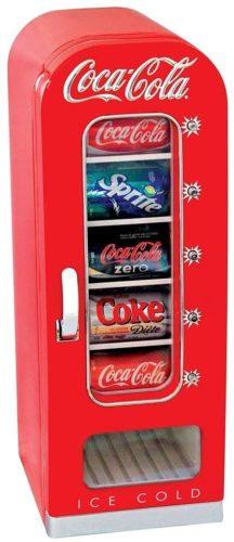 Coca Cola Vending Cooler