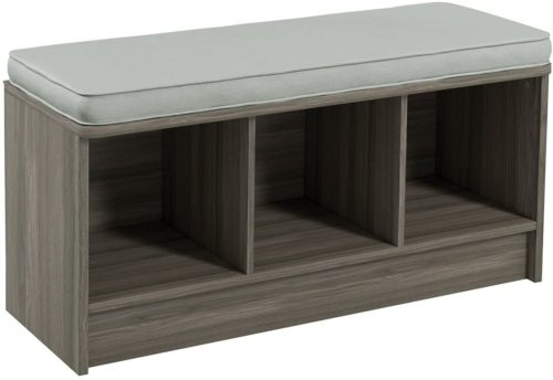 ClosetMaid 3258 Cubeicals 3-Cube Storage Bench - Storage Bench