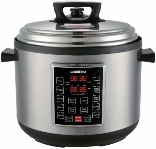 Go WISE 4th-Generation Electric Pressure Cooker