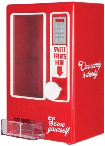 KOVOT Sweets Vending Machine Desktop Candy Dish