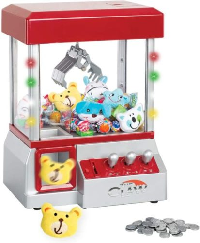 Etna The Claw Toy Grabber Machine with Lights & Sounds