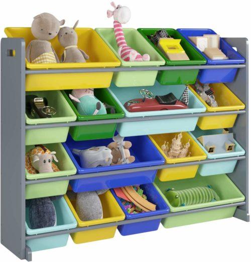 HOMFA Toddler's Toy Storage Organizer - Toy Storage