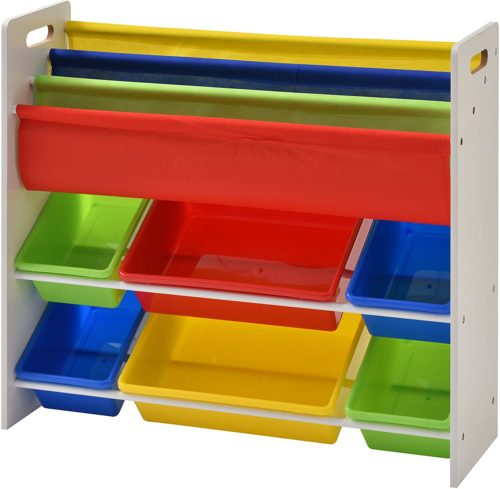 Muscle Rack Book and Toy Organizer - Toy Storage