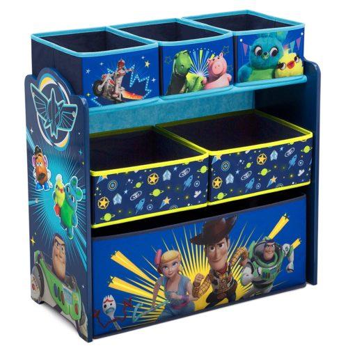 Delta Children Design and Toy Storage Organizer - Toy Storage