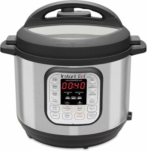 Instant Pot Electric Pressure Cooker