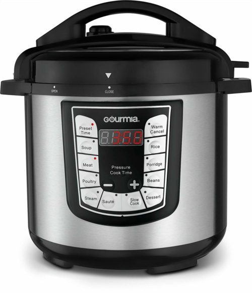 Gourmia Multi-Mode Smart Pot Pressure Cooker