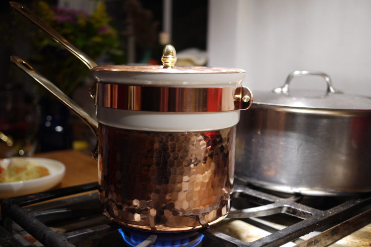 How to Use A Double Boiler?