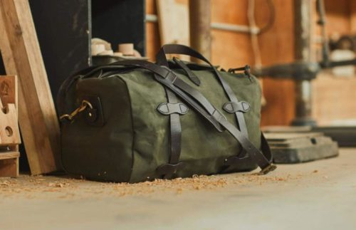 What is a Gym bag?