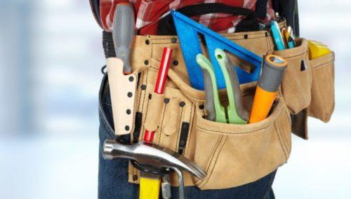 Carpenters Tool Belt