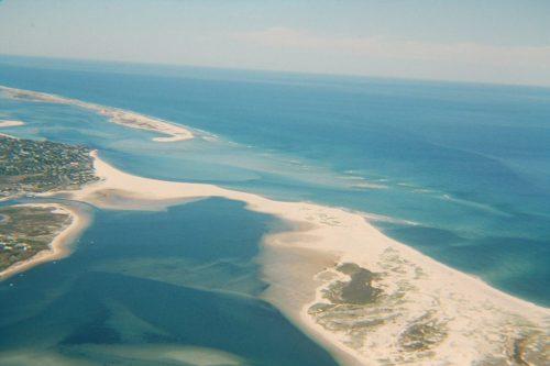 The Barrier Beach - Types Of Wetlands