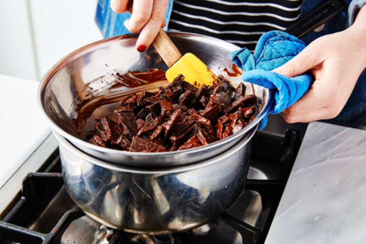 The trick for You to Make DIY Double Boiler