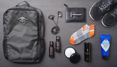 The thing that you need to add to your gym bag