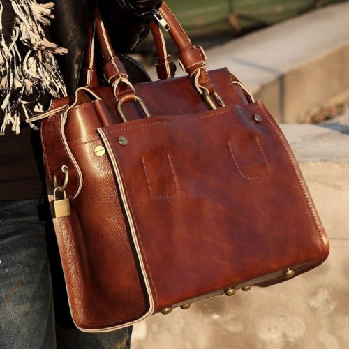 Women's Business Leather Bags