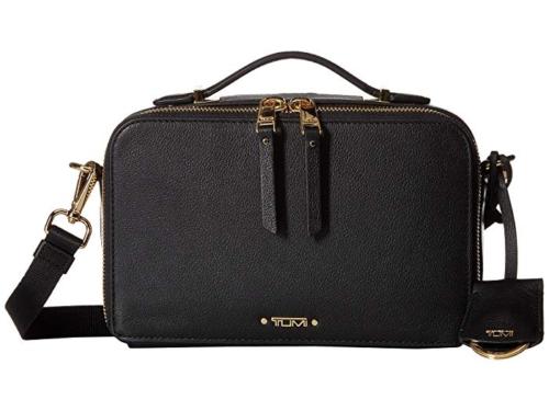 TUMI - Voyageur Aberdeen Leather Crossbody Bag