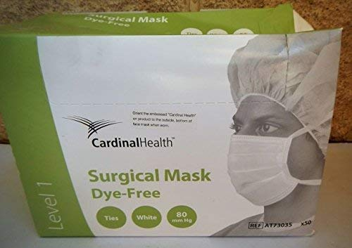 Cardinal Health AT73035 Secure-Gard Surgical Mask