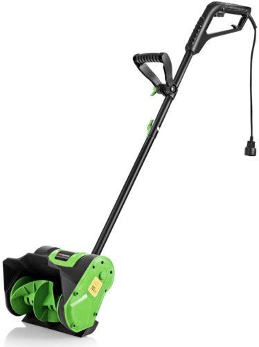Goplus Corded Electric Snow Shovel