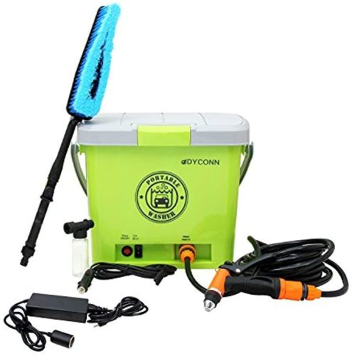 Dyconn Faucet HPPWS-12V Portable Pressure Washer pumps