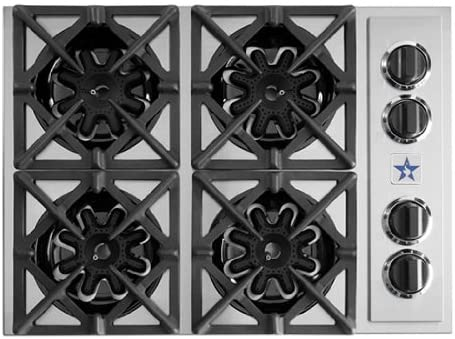 Best Power, BlueStar - Gas Cooktops