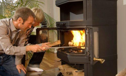 wood furnaces