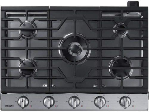 Samsung 30-inch NA30N6555TS - Gas Cooktops