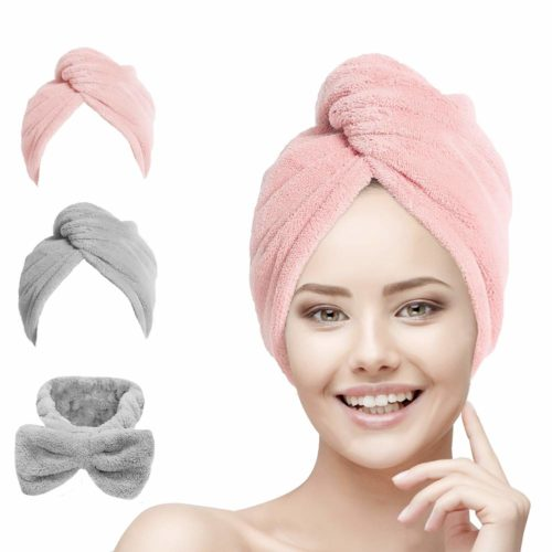 YouCoulee Hair towels