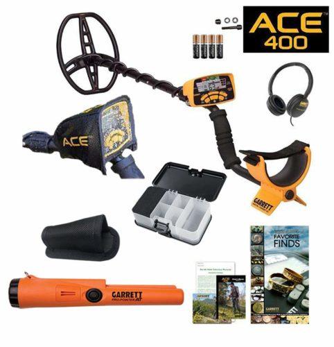 Garrett ACE 400 Metal Detector - Metal Detector