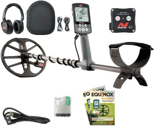 Minelab 3720-0002 Equinox 800 Metal Detector