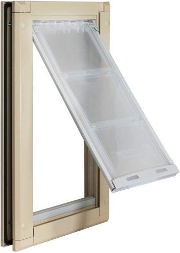 Endura Flap Single Flap Door Mount Pet Door