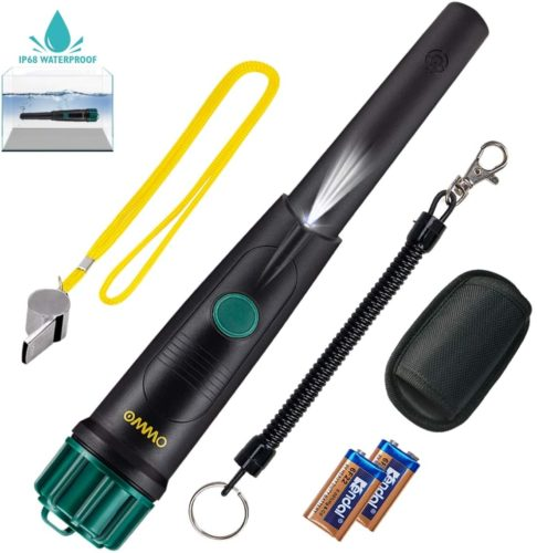 OMMO Metal Detector Pinpointer