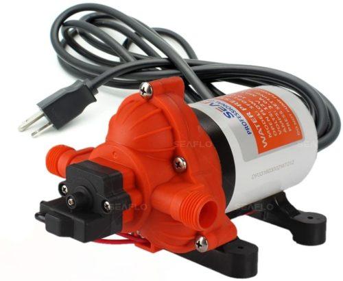 EAFLO 33-Series Industrial Water Pressure Wash Pumps
