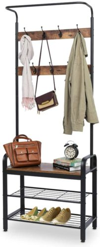 KINGSO Industrial Coat Rack