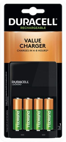 Duracell - Ion Speed 1000 Battery Charger