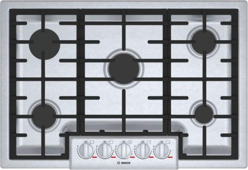 Bosch 30-inch NGMP056UC - Gas Cooktops
