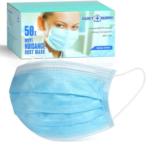 DUST GUARD Disposable Sanitary Masks