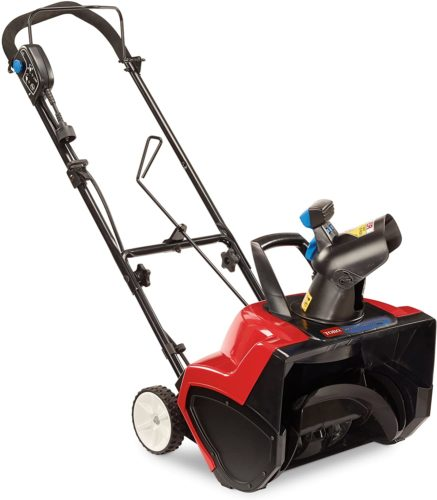 Toro 38381 18 inches Electric Curve Snow Blower