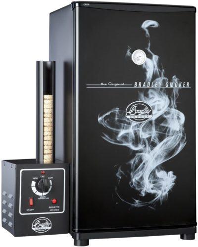 Bradley Smoker BS611 Original Smoker - Digital Electric Smokers