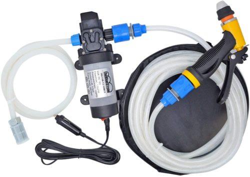 bluestone 12V High-Pressure Car Wash Pressure Wash Pumps