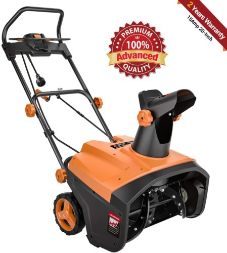 Tacklife Electric Snow Blower