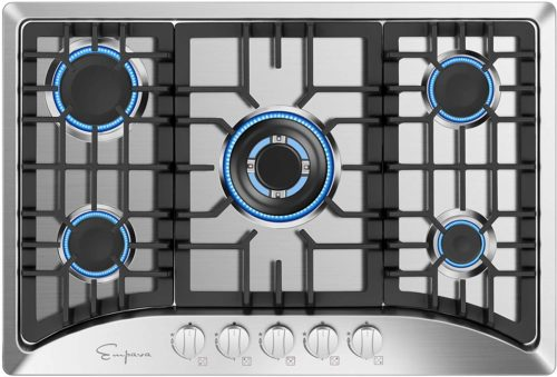 Empava 30- inch cooktop - Gas Cooktops