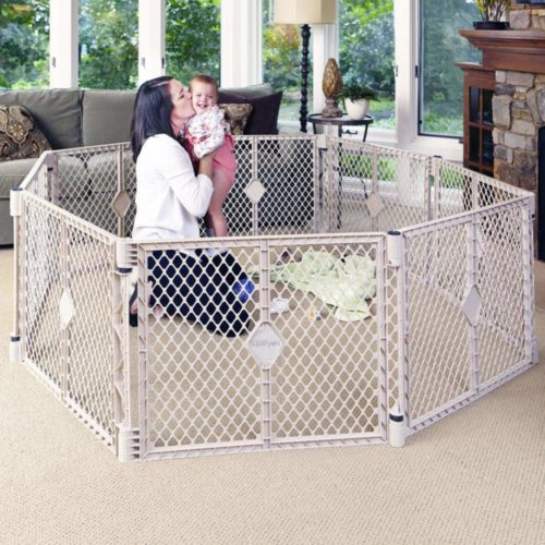 Toddleroo Baby cage